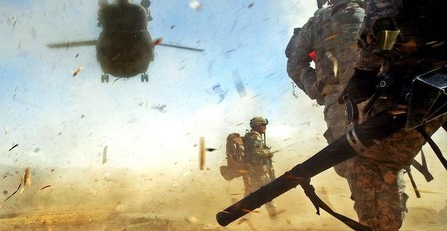 爆音と米軍と骨伝導